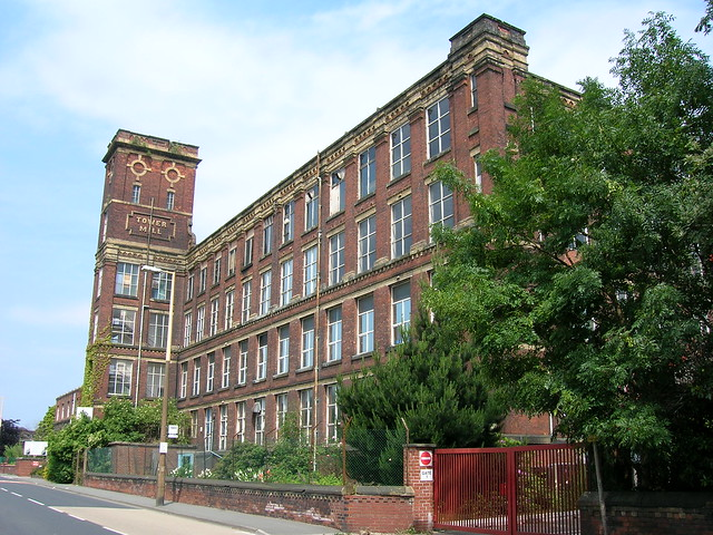 Tower Mill, Dukinfield