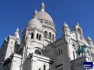 Sacré Cœur | by AthensParis.com