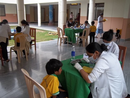 Oral Health Screening | by Trinity Care Foundation | CSR Initiatives in India