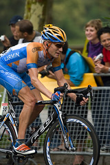 David Zabriskie - Tour de France 2009, stage 6 | by Team Garmin-Sharp