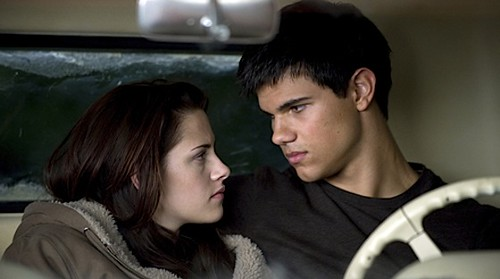 New Still from New Moon, Jacob and Bella in a car! | by Luuuucia:)