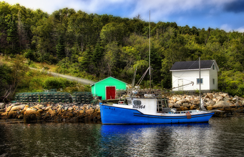 Nova scotia fishing boat terence bay nova scotia canon for Nova scotia fishing