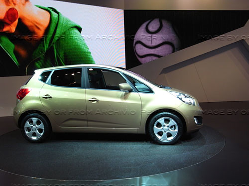 Terms Of Use >> KIA Versa @ 2009 IAA | Read more on Auto Design Photo by, or… | Flickr