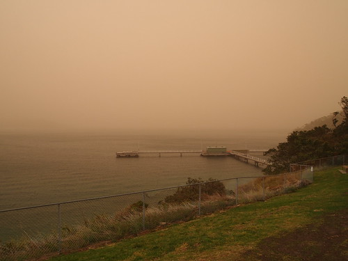 Sydney dust storm | by cityofsound