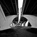 Underneath Woodrow Wilson Bridge