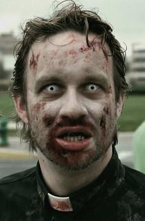 Zombie Priest - One of 1,500+ zombies in Asbury Park's NJ Zo… - Flickr