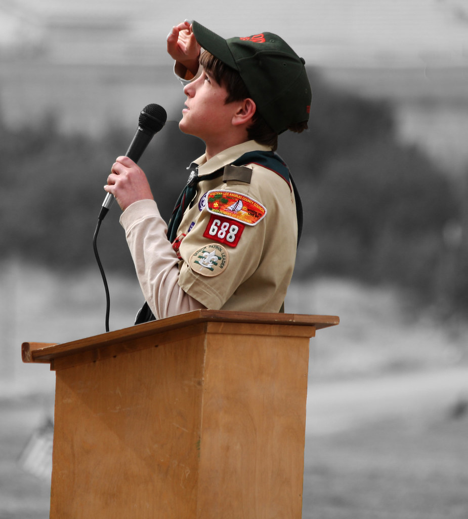 Scout Salute | by Rennett Stowe