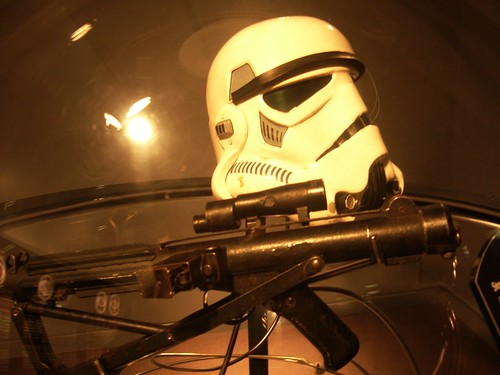 California museum for history women and the arts stormt for Star wars museum california