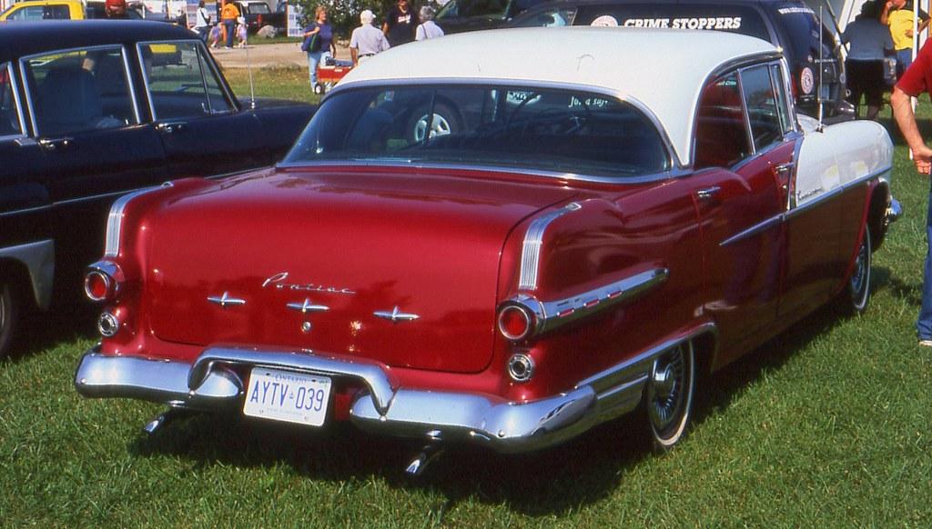 1956 pontiac laurentian 4 door hardtop richard for 1956 pontiac 4 door hardtop