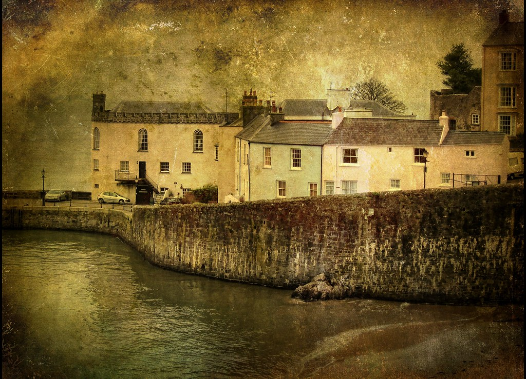 A Welsh fishing village | LARGER VIEW thanks Jerry for the ...
