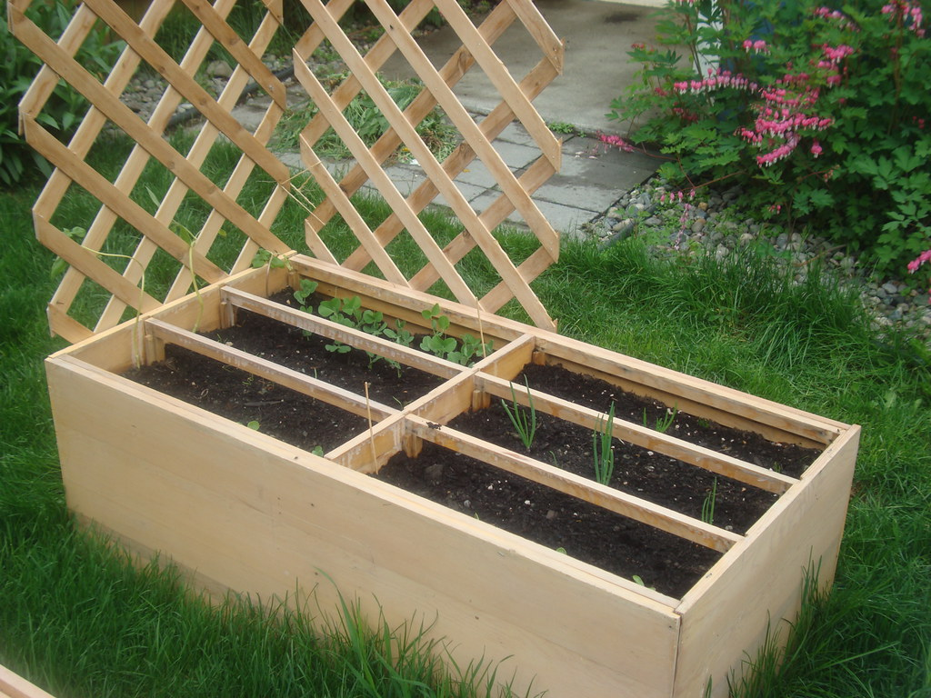 Raised Bed Gardening Dimensions