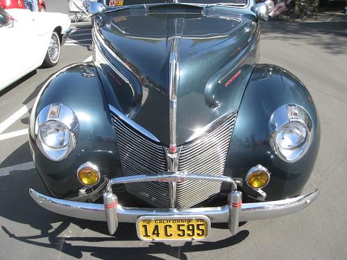 Mercury four door convertible sedan 1940 nhra museum for 1940 mercury 4 door convertible