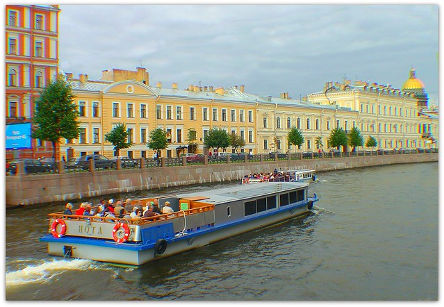 answers traveling petersburg cruise