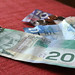 Canadian Money Queen on the 20 Vancouver BC