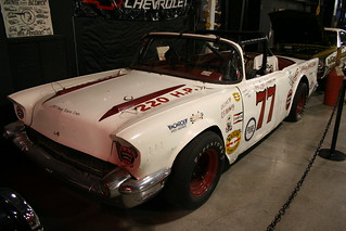 Floyd Garret Muscle Car Museum race car | by legendarycollectorcars