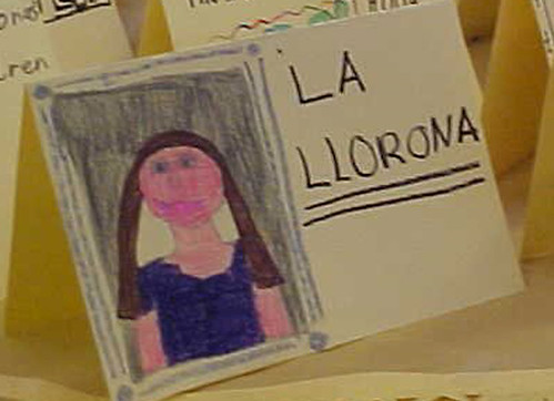 La Llorona in her Childhood | by garlandcannon