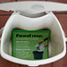 10066 Feed me flyer in kitchen pail