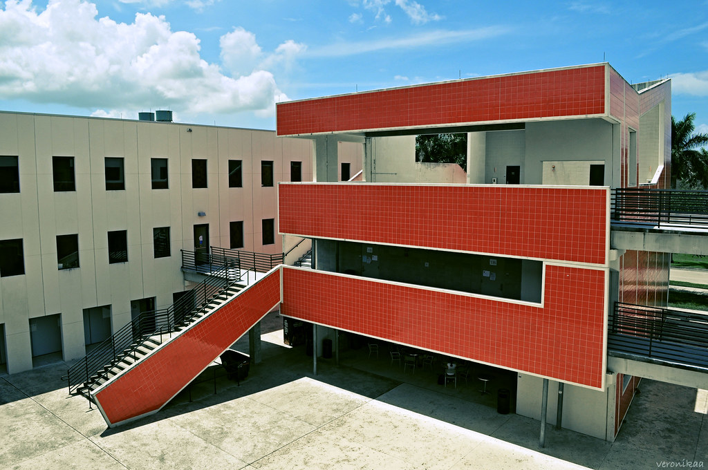 fiu soa building florida international university school o