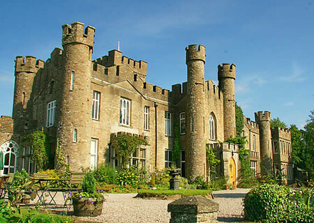 Stay in an Ancient British Castle for $132/night