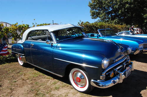 1952 Plymouth Belvedere | Taken at the 24th Annual