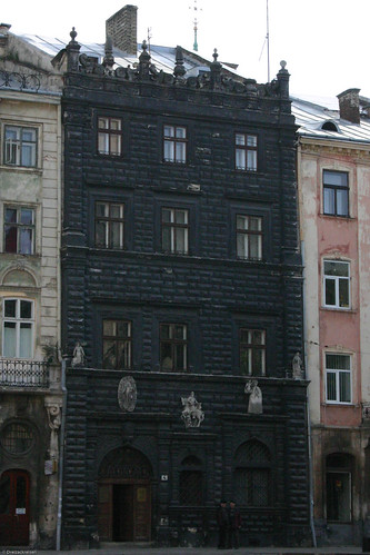 lwiw lviv lwow lvov lemberg das schwarze haus am. Black Bedroom Furniture Sets. Home Design Ideas