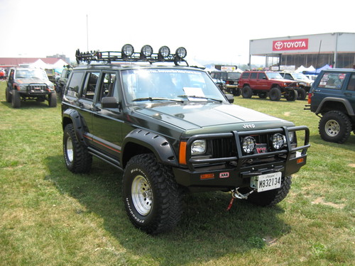 Jeep Cherokee Forum >> Jeep Cherokee - XJ | PA Jeeps York Jeep Show 2008 ...
