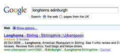 Rich Snippets in Google UK | by rustybrick