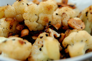 Cauliflower with Anise and Cashews | by houseboat eats