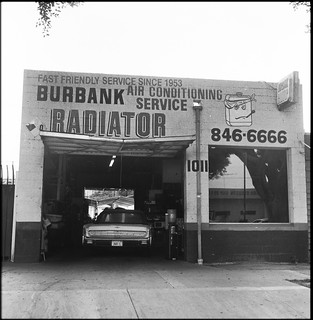 Burbank Radiator | by Redfishingboat (Mick O)