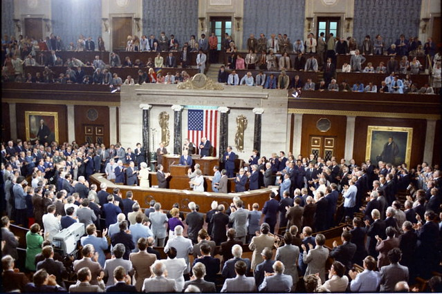 First Address to a Joint Session of Congress