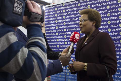 """Conferência Internacional """"A CPLP: Novos Desafios e Oportunidades"""""""