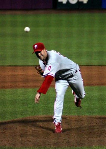 cliff lee, philly | by artolog