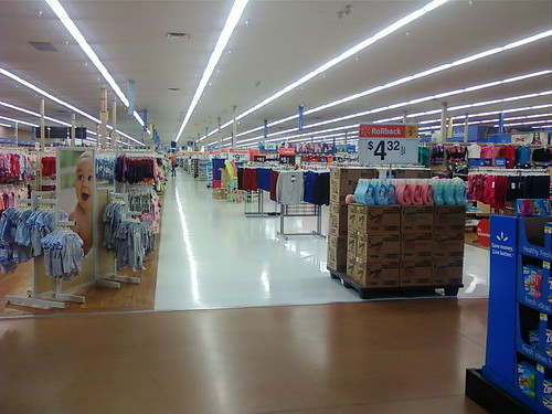 Wal-Mart - Faribault, Minnesota - Back Action Alley | by fourstarcashiernathan