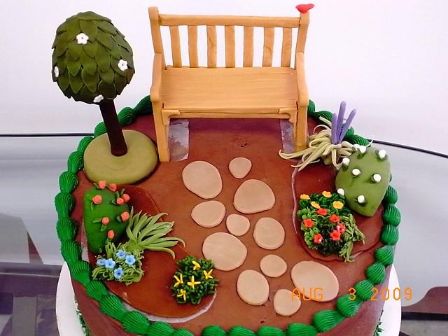 Garden Cakes Design