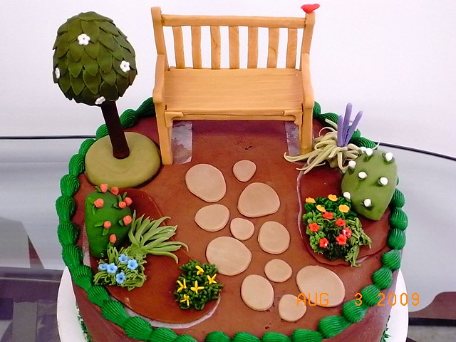 Cake Design Make Up