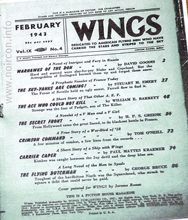 Wings, February 1943 | by popepius