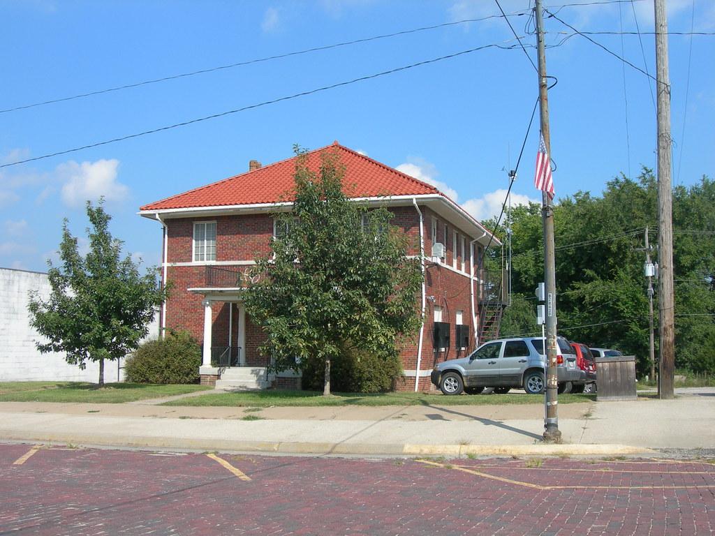 Old Jefferson County Jail Oskaloosa Kansas Jimmy