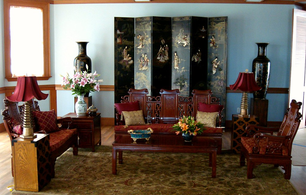 Decorate Home With Asian Style Furniture