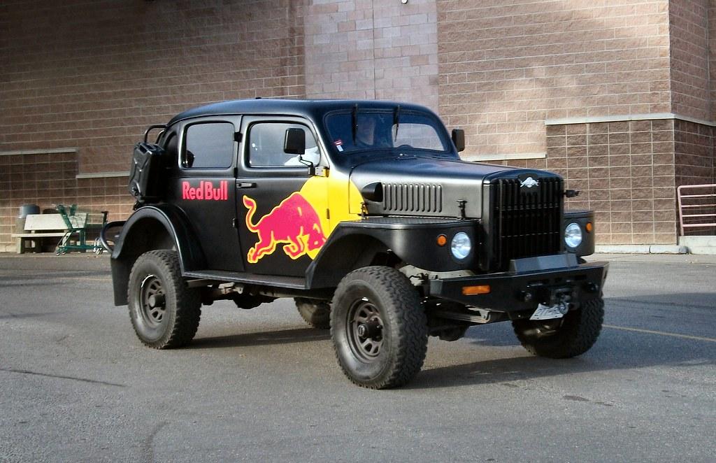 International Mxt For Sale >> 1956 Red Bull Volvo Sugga | The Red Bull Volvo Sugga. The Mi… | Flickr