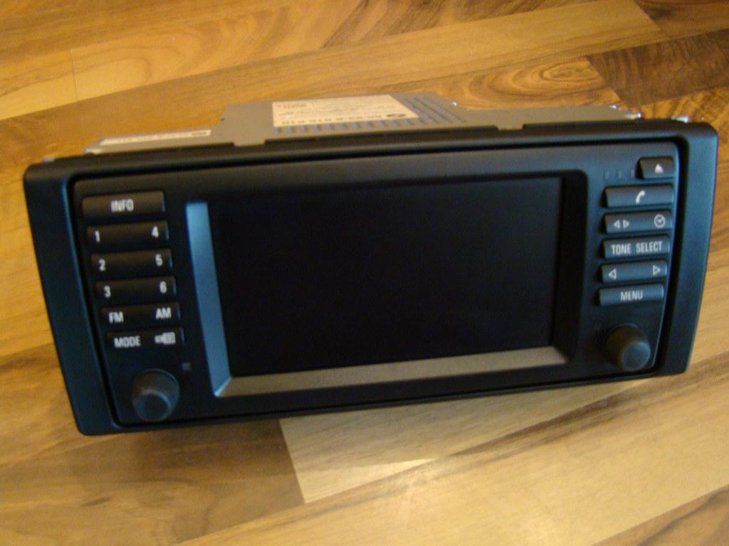 bmw e39 16 9 tv navi monitor with tape bmw e39 16 9 tv. Black Bedroom Furniture Sets. Home Design Ideas