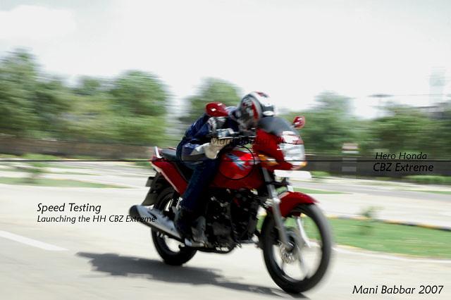 Hero Honda Cbz Xtreme Vs Yamaha Enticer