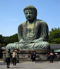 Kotokuin Temple / Great Buddha of Kamakura( 鎌倉)  (大仏, daibutsu)