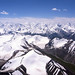 飞越天山 / fly over Tian Shan mountains