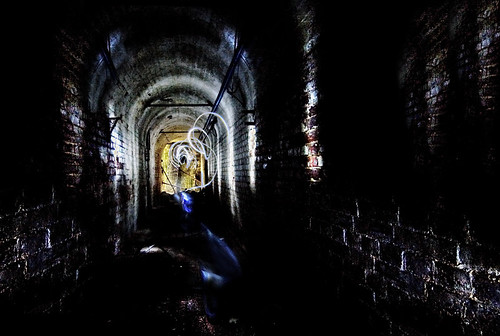 Gothic tunnel | by woolyboy