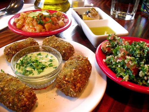 Hummus Kitchen, UES, NYC, Falafel, Couscous, Hummus | Flickr