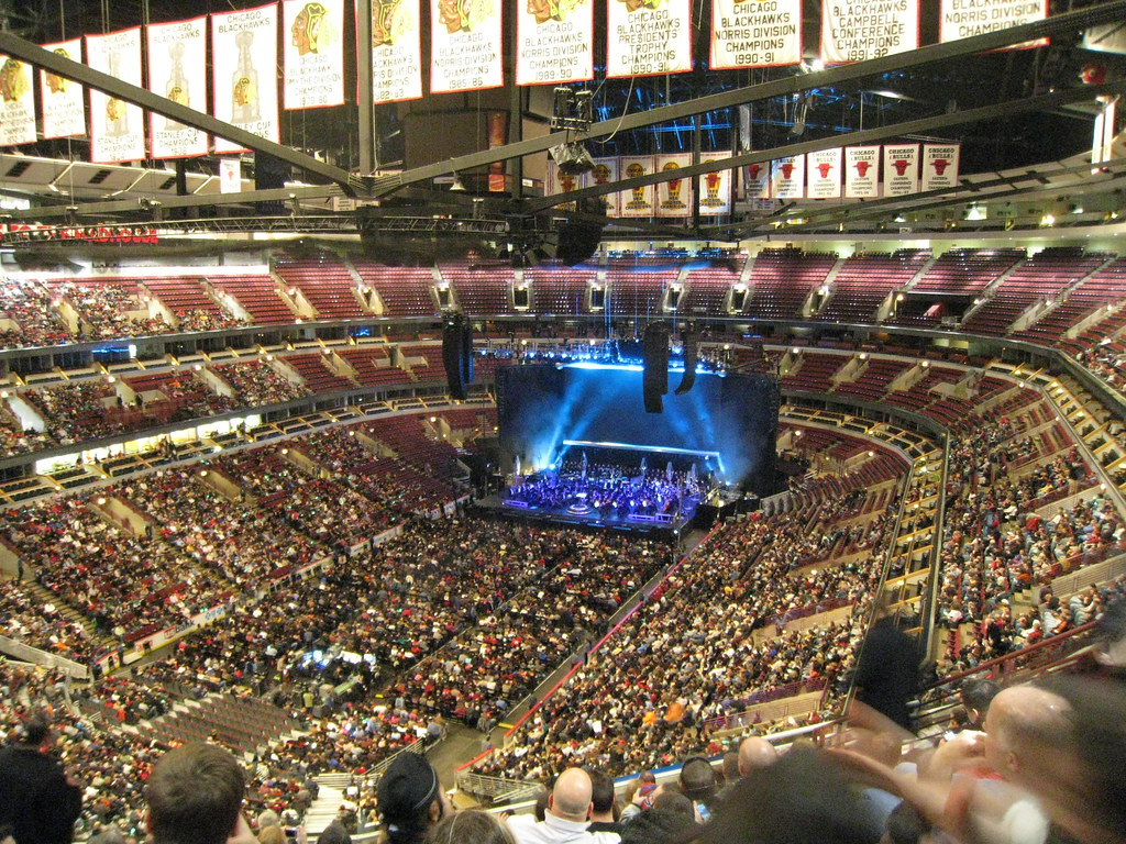 United Center December 6 2009 Star Wars In Concert Flickr
