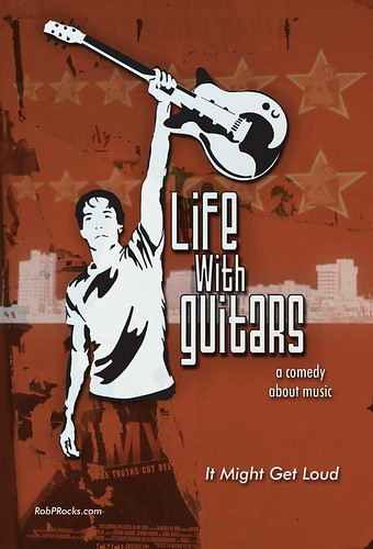 Life With Guitars Flyer | by Rob P's Web Gallery
