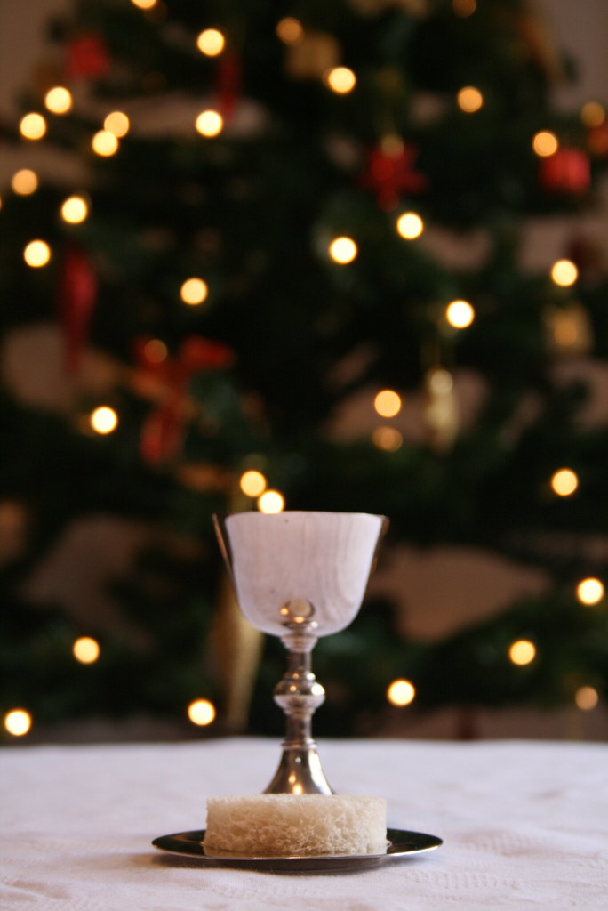 Christmas Communion | Today's the day when I'm doing my Home… | Flickr