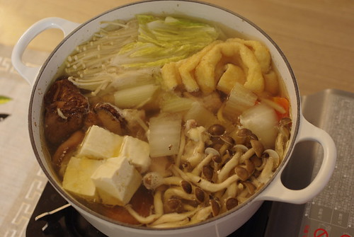 how to make hot pot soup