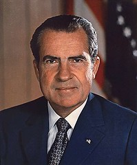 Richard Nixon | by HistoryByDay